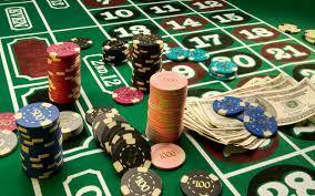 roulette blackjack slots poker games